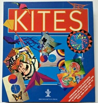 Make Your Own Kite Kit Book • 9.99£
