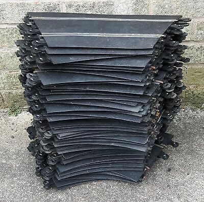 Scalextric Classic 1:32 Track - Job Lot C187 Banked Curves - 32 Pieces #P • 9.99£