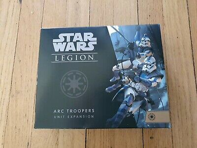 BRAND NEW Star Wars Legion - ARC Troopers Unit Expansion - Galactic Republic • 28.71£
