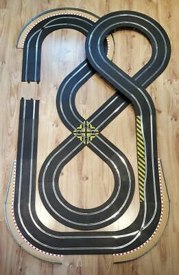 Scalextric Sport 1:32 Track Set - Double Figure-Of-Eight Layout - No Powerbase • 89.99£