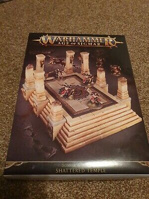 Dominion Of Sigmar: Shattered Temple Age Of Sigmar  • 23.99£