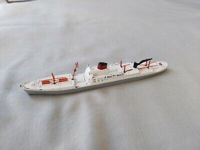 Tri-ang Minic Ships M.717 M717 Port Auckland Unboxed With Masts Very Good • 10£