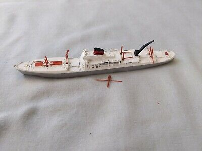 Tri-ang Minic Ships M.716 M716 Port Brisbane Unboxed With Masts Very Good • 10£