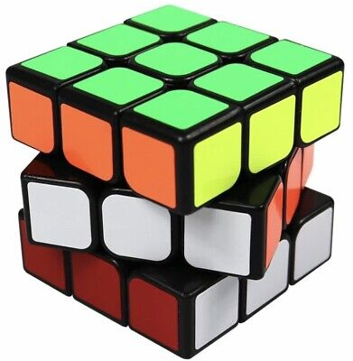 Cube Professional Speed Cubic 3x3x3 Magic Durable Smooth Puzzle Toys UK • 7.99£