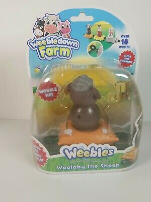Weebledown Farm Weebles - Woolaby The Sheep • 12.99£