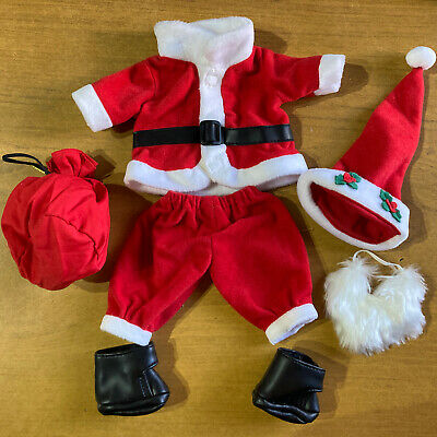Ty Gear For Beanie Kids Santa Outfit  • 15£