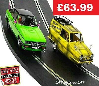 Scalextric Slot Car C4179A Only Fools And Horses Twin Pack  • 79.99£