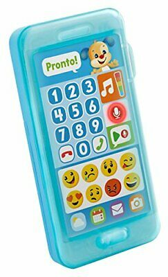 Fisher-Price- Smartphone Leave A Message, Electronic Toy Laugh Learn 18-36 • 48.75£