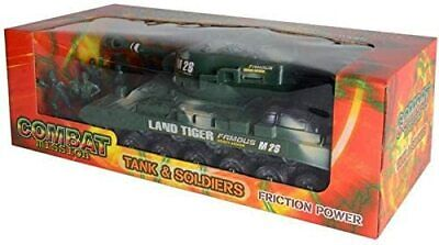Combat Mission Tank & Soldiers Friction Power • 17.99£