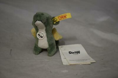 Small Steiff Dragon Keyring With Tags • 4.99£