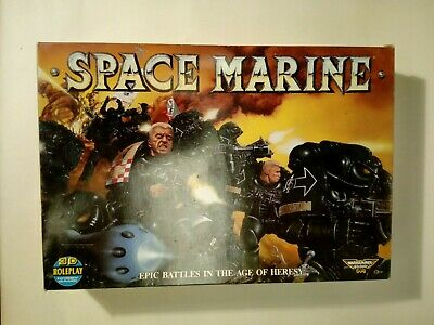 Games Workshop Warhammer 40K Space Marine Epic Battles In The Age Of Heresy Box • 47£