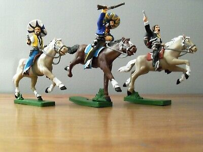 WILD WEST  MEXICAN BANDITS 1/32 Scale • 11.99£