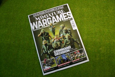 Miniature Wargames Issue 454 February 2021 • 5.99£