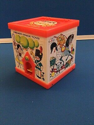 Collectable Vintage Fisher Price Jack In A Box • 2.50£