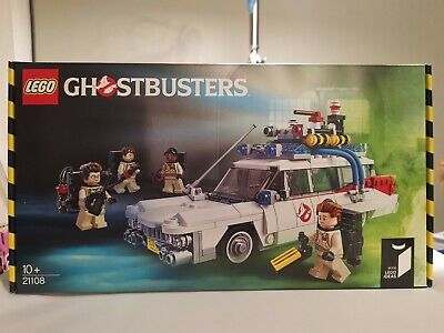 NEW Sealed Lego IDEAS *21108* GHOSTBUSTERS ECTO-1. • 89.95£