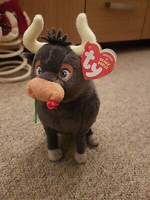 TY Beanie Babies Ferdinand The Bull. New With Tags • 3.50£