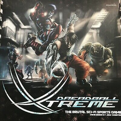Mantic Dreadball Extreme EXCELLENT CONDITION • 0.99£