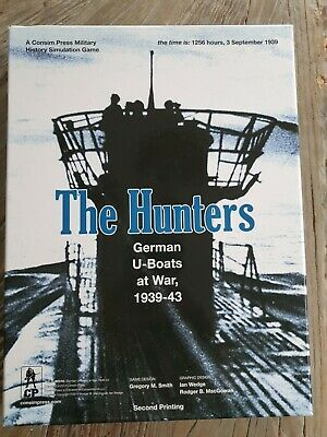 The Hunters Consim Press GMT - Second Printing • 4.80£