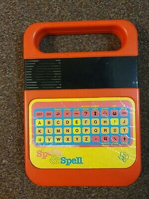 Vintage Speak And Spell Fully Working • 11.50£