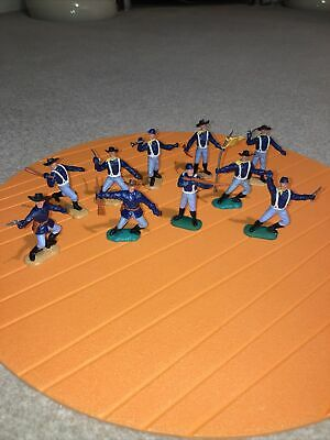 Timpo Cavalry Soldiers X 10 • 19.99£