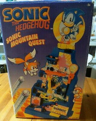 Tomy Sonic The Hedgehog Sonic Mountain Quest - Rare Boxed • 39.99£