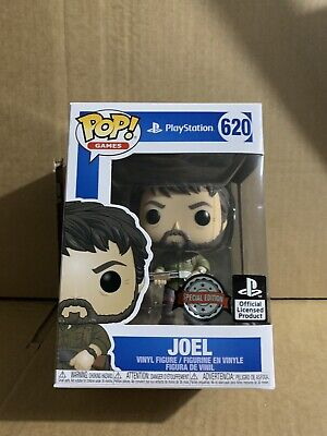 The Last Of Us Joel Funko Pop! Playstation Special Edition IN STOCK READ 3 • 23.99£
