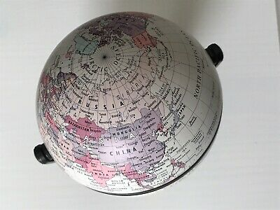 🌏Mini World Globe On Spinning Axis With Stand.🌏 • 7£