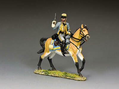 KING AND COUNTRY The Confederate Cavalry Officer - US Civil War CW108 • 130.95£