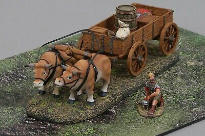 Thomas Gunn Annoff019 Roman Cart With Driver/guard • 125£