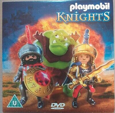 Playmobil DVD Knights NEW  • 0.99£