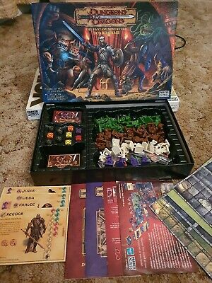 Dungeons And Dragons Fantasy Adventure Board Game 2003 • 31£