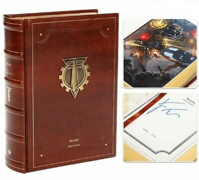 Warhammer - Mortis - Siege Of Terra - Book 5 - Limited Edition - Signed  • 160£