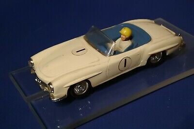 Scalextric C75 Mercedes 190 Sl Nice Condition Working Complete • 19.20£