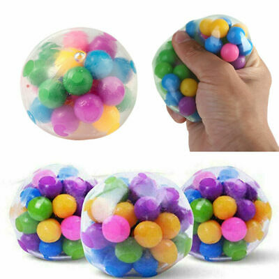 Squishy Sensory Stress Reliever Ball Toy Autism Squeeze Anxiety Fidget Relief • 3.99£