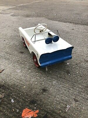 Vintage Pedal Car Triang True Beauty Untouched • 250£