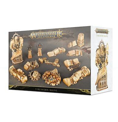 Warhammer Age Of Sigma - Dominion Of Sigmar : Timeworn Ruins - Ordered In • 24£