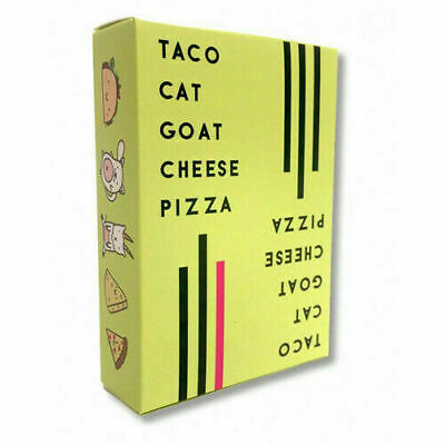 Taco Cat Goat Cheese Pizza - Brand New & Sealed • 9.75£