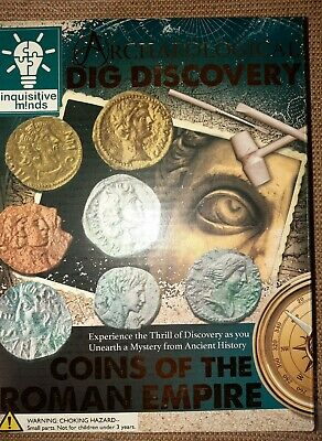 Archaeological Dig Discovery : Coins Of The Roman Empire • 8.99£