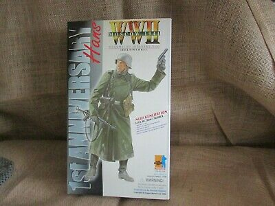 Dragon Action Figure Hans Winter Moscow 1941 • 65£