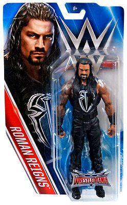 Official Mattel WWE Exclusive Basic Wrestlemania 32 Roman Reigns Action Figure • 32.99£