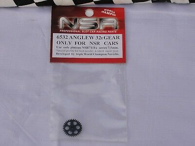 Nsr Anglewinder 32t Gear - Only For Nsr Cars  New 6532 • 5.75£