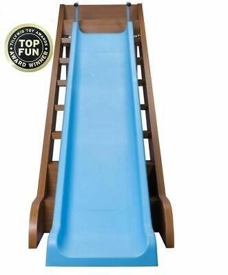 Kids Indoor Outdoor Slide Stairs All Weather Fun Toddler Playground Equipment • 64.99£