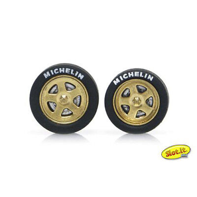 SLOT.IT Wheel Inserts LC2-85 Type For PA17/24+PA43 (4 +2) SIPA53 • 5.53£