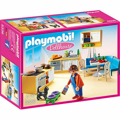 PLAYMOBIL Country Kitchen  Dolls House 5336 • 11.95£
