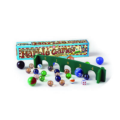 Traditional Marble Games • 5.95£