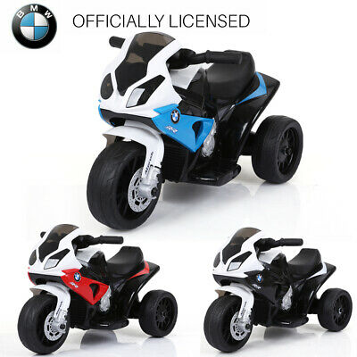 BMW S1000RR Motorbike Kids Ride On Bike Official Licensed 6V Electric Motorcycle • 56.99£