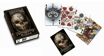 1 Bicycle Alchemy Ll Gothic England Standard Poker Playing Cards Deck UK Seller • 5.49£