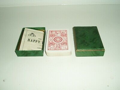 Vintage John Jaques Happy Families Card Game. • 19.99£