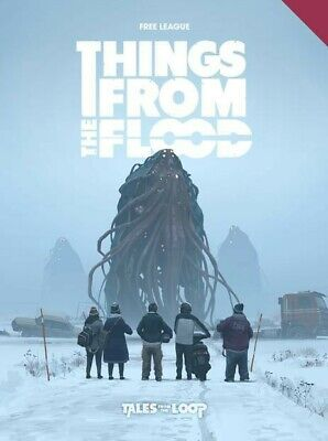 Things From The Flood RPG - Core Rulebook • 34.95£