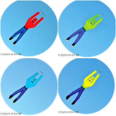 Spirit Of Air Windsock Kite Cloud Dude Farmer Scarecrow Flying Man 4 Colours • 21.99£